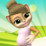 Pregnant Talking Cat Emma MOD APK android 2.9.3