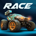 RACE Rocket Arena Car Extreme MOD APK android  1.0.42
