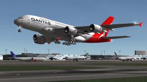 Rfs real flight simulator mod apk android 1.4.2 screenshot