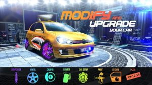 Race pro speed car racer in traffic mod apk android 1.8 screenshot