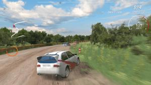 Rally fury extreme racing mod apk android 1.84 screenshot