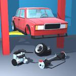 Retro Garage Car mechanic simulator MOD APK android 2.5.0 b53