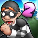 Robbery Bob 2 Double Trouble MOD APK android 1.8.0