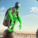 Rope Frog Ninja Hero Strange Gangster Vegas MOD APK android 1.6.1