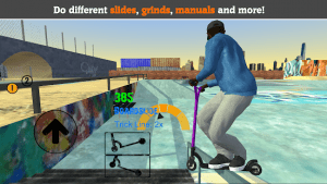 Scooter fe3d 2 freestyle extreme 3d apk android 1.35 screenshot
