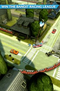 Smash bandits racing mod apk android 1.10.03 screenshot