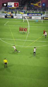 Soccer super star mod apk android 0.0.99 screenshot