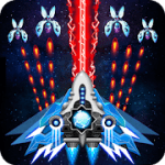 Space shooter  Galaxy attack   Galaxy shooter MOD APK android 1.534
