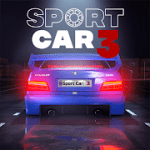 Sport car 3 Taxi & Police drive simulator MOD APK android 1.02.027