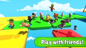 Stumble guys multiplayer royale mod apk android 0.30 screenshot