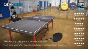Table tennis touch mod apk android 3.2.0331.0 screenshot