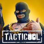 Tacticool  5v5 shooter MOD APK android 1.40.0