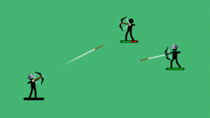 The archers 2 stickman games for 2 players or 1 mod apk android 1.6.7.0.6 screenshot