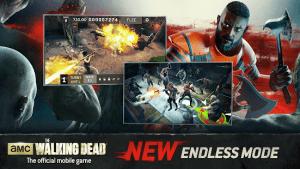 The walking dead no man's land mod apk android 3.17.0.137 screenshot