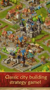 Townsmen mod apk android 1.14.5 screenshot