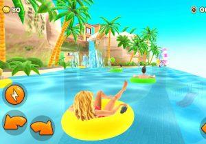 Uphill rush water park racing mod apk android 4.3.99 screenshot
