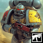 Warhammer 40,000 Space Wolf MOD APK android 1.4.34