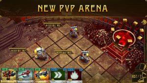 Warhammer 40,000 space wolf mod apk android 1.4.34 screenshot