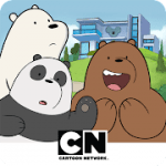 We Bare Bears Match3 Repairs MOD APK android 2.1.6