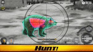 Wild hunt sport hunting games hunter & shooter 3d mod apk android 1.450 screenshot