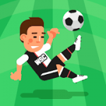 World Soccer Champs MOD APK android 4.4