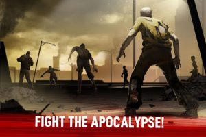 Zombie frontier 4 fps sniper survival shooting mod apk android 1.1.6 screenshot
