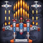 1945 Air Force Airplane games MOD APK android 9.12