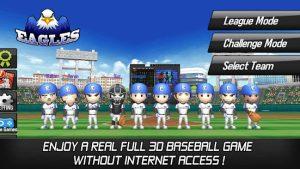 Baseball star mod apk android 1.7.2 screenshot