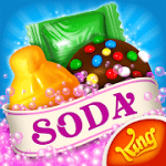 Candy Crush Soda Saga MOD APK android 1.204.3