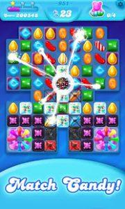 Candy crush soda saga mod apk android 1.204.3 screenshot