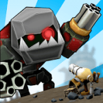 Castle Fusion Idle Clicker MOD APK android 1.9.6