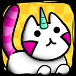 Cat Evolution Crazy Idle Merge Tycoon Simulator MOD APK android 1.0.18