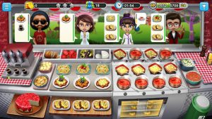 Cooking games food truck chef mod apk android 8.14 screenshot