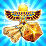 Cradle of Empire Egypt Match 3 MOD APK android 6.9.6