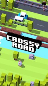 Crossy road mod apk android 4.8.1 screenshot