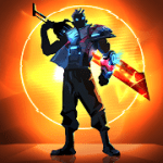 Cyber Fighters  Stickman RPG MOD APK android 1.11.65
