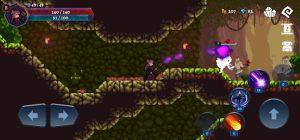 Darkrise pixel classic action rpg mod apk android 0.9.5 screenshot
