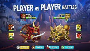 Dragon city mobile mod apk android 12.6.1 screenshot