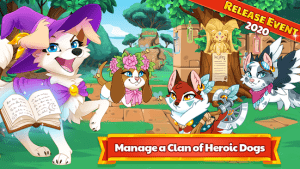Dungeon dogs idle rpg mod apk android 2.1.1 screenshot