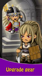 Dungeon knights mod apk android 1.34 screenshot