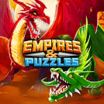 Empires & Puzzles Match 3 RPG MOD APK android 42.0.0