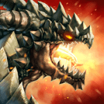 Epic Heroes Dragon fight legends MOD APK android 1.12.99.574