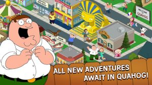 Family guy the quest for stuff mod apk android 4.7.3 screenshot