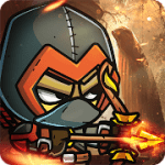 Five Heroes The King's War MOD APK android 4.0.5