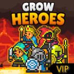 Grow Heroes VIP MOD APK android 5.9.4