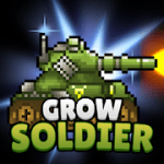 Grow Soldier  Merge Soldier MOD APK android 4.1.5