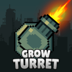 Grow Turret Idle Clicker Defense MOD APK android 7.7.7