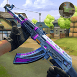 Gun Fire Free Multiplayer PvP Shooting Game 3D MOD APK android 1.0.0