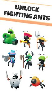 Idle ants simulator game mod apk android 4.2.3 screenshot
