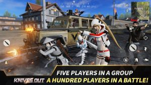 Knives out no rules, just fight mod apk android 1.266.479195 screenshot